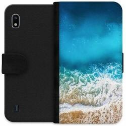 Samsung Galaxy A10 Wallet Case Beach Please