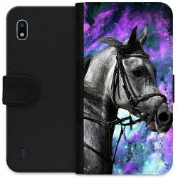 Samsung Galaxy A10 Wallet Case Häst