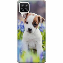Samsung Galaxy A12 Thin Case Hund