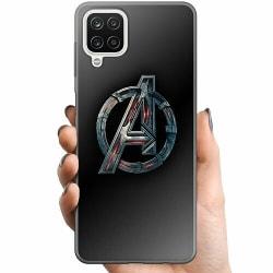 Samsung Galaxy A12 TPU Mobilskal Avengers