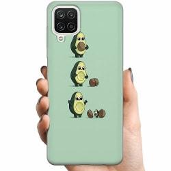 Samsung Galaxy A12 TPU Mobilskal Kawaii