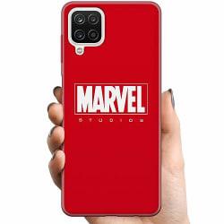 Samsung Galaxy A12 TPU Mobilskal Marvel