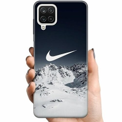 Samsung Galaxy A12 TPU Mobilskal Nike
