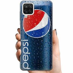 Samsung Galaxy A12 TPU Mobilskal Pepsi