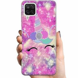 Samsung Galaxy A12 TPU Mobilskal UNICORN