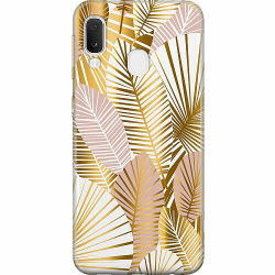 Samsung Galaxy A20e Thin Case Gold