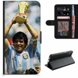 OnePlus 7 Lyxigt Fodral Diego Maradona