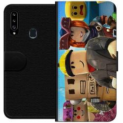 Samsung Galaxy A20s Wallet Case Roblox