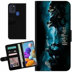 Samsung Galaxy A21s Billigt Fodral Harry Potter