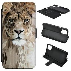 Samsung Galaxy A50 Mobilfodral Abstract Lion
