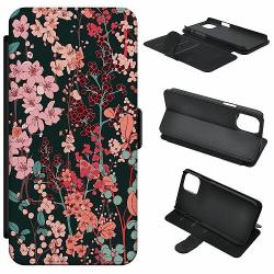 Apple iPhone 5 / 5s / SE Mobilfodral Blommor