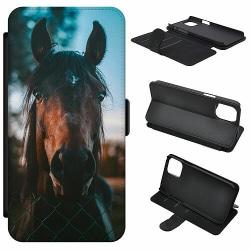 Samsung Galaxy A21s Mobilfodral Häst / Horse