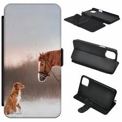 Samsung Galaxy A21s Mobilfodral Häst & Hund