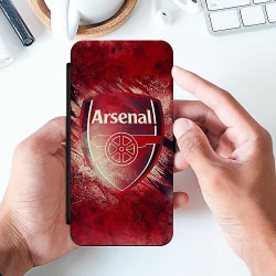 Apple iPhone 5 / 5s / SE Slimmat Fodral Arsenal Football