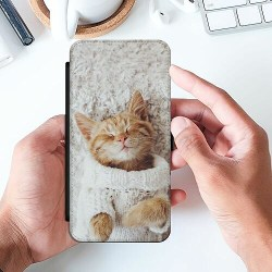 Huawei Y6 (2018) Slimmat Fodral Katt