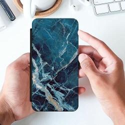 Samsung Galaxy A51 Slimmat Fodral Marmor