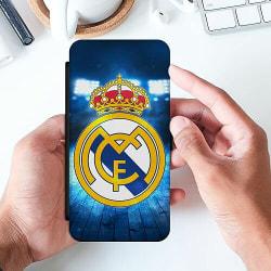 Apple iPhone X / XS Slimmat Fodral Real Madrid