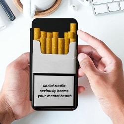 Huawei P20 Pro Slimmat Fodral Social Media Harms...