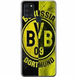 Samsung Galaxy A21s Mjukt skal - Borussia Dortmund