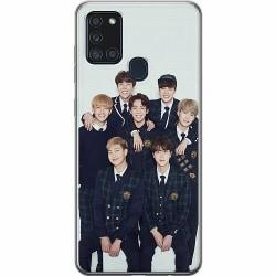 Samsung Galaxy A21s Mjukt skal - K-POP BTS