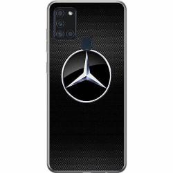 Samsung Galaxy A21s Mjukt skal - Mercedes