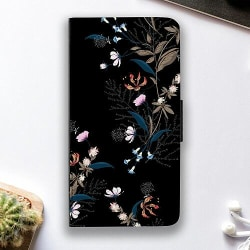 Samsung Galaxy A32 5G Fodralskal Blommor
