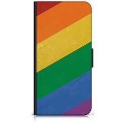 Samsung Galaxy A32 5G Plånboksfodral Love is Love - Pride