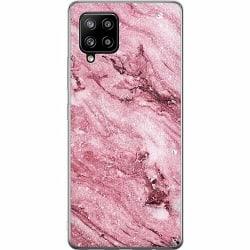 Samsung Galaxy A42 5G Thin Case Glitter Marble