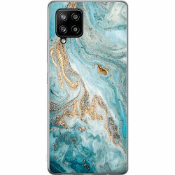 Samsung Galaxy A42 5G Thin Case Magic Marble