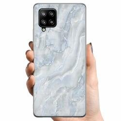 Samsung Galaxy A42 5G TPU Mobilskal Marmor