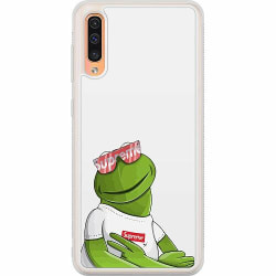 Samsung Galaxy A50 Soft Case (Frostad) Kermit SUP