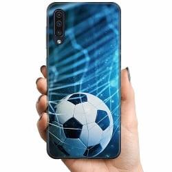 Samsung Galaxy A50 TPU Mobilskal Fotboll