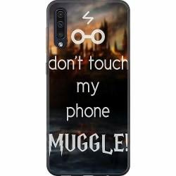 Samsung Galaxy A50 Mjukt skal - Harry Potter
