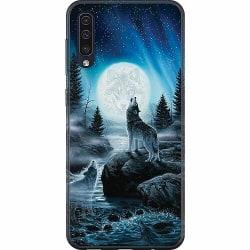 Samsung Galaxy A50 Mjukt skal - Wolf / Varg