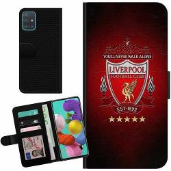 Samsung Galaxy A51 Billigt Fodral YNWA Liverpool