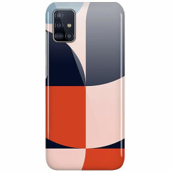 Samsung Galaxy A51 LUX Mobilskal (Glansig) Famous Artistry-ish