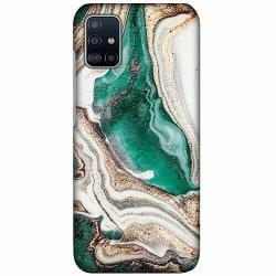 Samsung Galaxy A51 LUX Mobilskal (Matt) Jungle