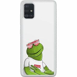 Samsung Galaxy A51 Soft Case (Frostad) Kermit SUP