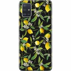 Samsung Galaxy A51 Mjukt skal - Lemonade