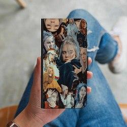 Huawei P Smart (2019) Plånboksskal Billie Eilish 2021
