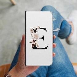 Samsung Galaxy A50 Plånboksskal Bokstäver