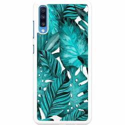 Samsung Galaxy A70 Hard Case (Vit) Löv