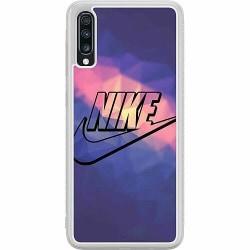 Samsung Galaxy A70 Soft Case (Frostad) Nike