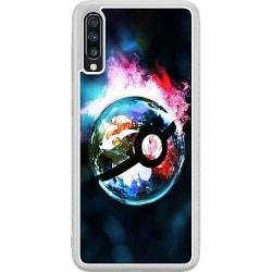 Samsung Galaxy A70 Soft Case (Frostad) Pokémon GO
