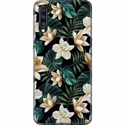 Samsung Galaxy A70 Thin Case Blommor
