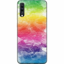 Samsung Galaxy A70 Thin Case Pride