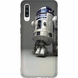 Samsung Galaxy A70 Thin Case R2D2 Star Wars