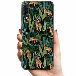 Samsung Galaxy A70 TPU Mobilskal Jungle Days