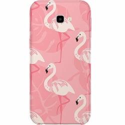 Samsung Galaxy J4 Plus (2018) Thin Case Flamingo