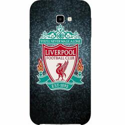 Samsung Galaxy J4 Plus (2018) Thin Case Liverpool Football Club